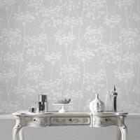 Graham & Brown Aura Grey Wallpaper