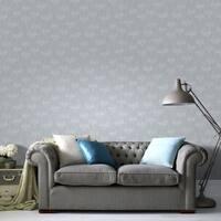 Graham & Brown Aura Blue Wallpaper