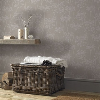 Graham & Brown Aura Taupe Wallpaper