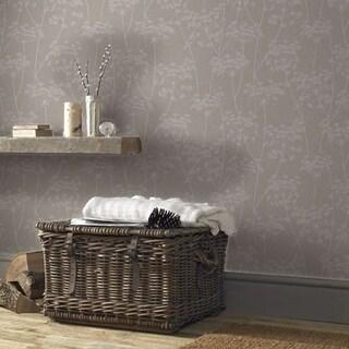Graham & Brown Aura Taupe Wallpaper