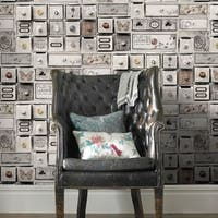 Graham & Brown Trinket Box Wallpaper