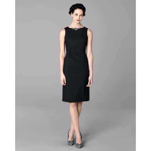 Twin Hill Womens Dress Black Elegant