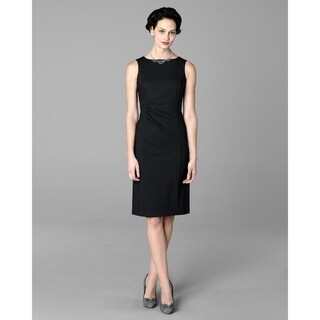 Twin Hill Womens Dress Black Elegant
