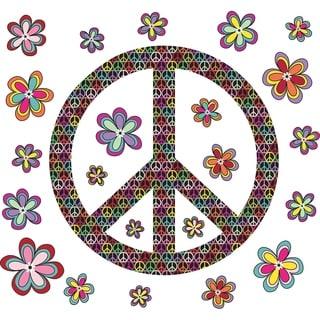 Peace Wall Art Kit - 34.5in x 39in x 0.125in