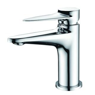 ALFI brand AB1770-PC Polished Chrome Modern Single Hole Bathroom Faucet