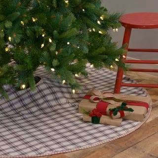 amory 60 tree skirt - Black Christmas Tree Skirt
