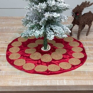 Memories Mini Tree Skirt