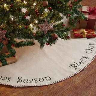 Tidings Tree Skirt