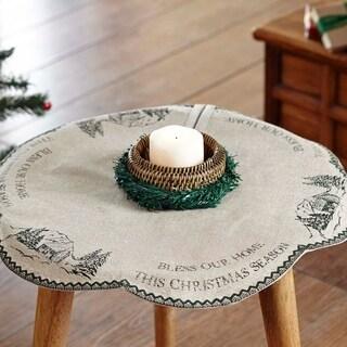Timberland Christmas Mini Tree Skirt