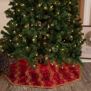"Yule 60"" Tree Skirt"