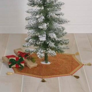 """Soleil 60"""" Tree Skirt"""
