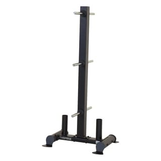 Shop Valor Fitness Bh 9 Olympic Plate Tree Stand Free