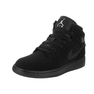 Nike Jordan Kids Air Jordan 1 Mid BG Basketball Shoe