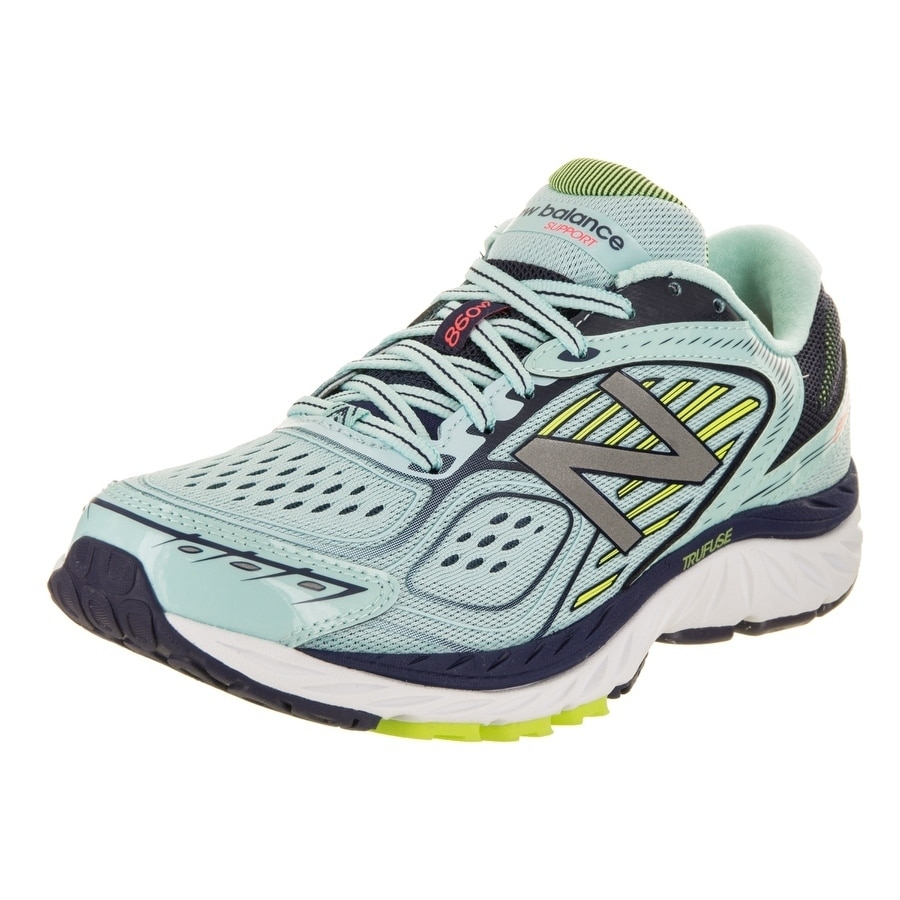 Super discount diversified latest designs hot sales New Balance Women's 860v7 Extra Wide 2E Running Shoe