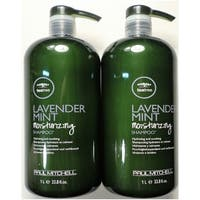 Paul Mitchell Lavender Mint Moisturizing 33.8-ounce Shampoo & Conditioner Duo