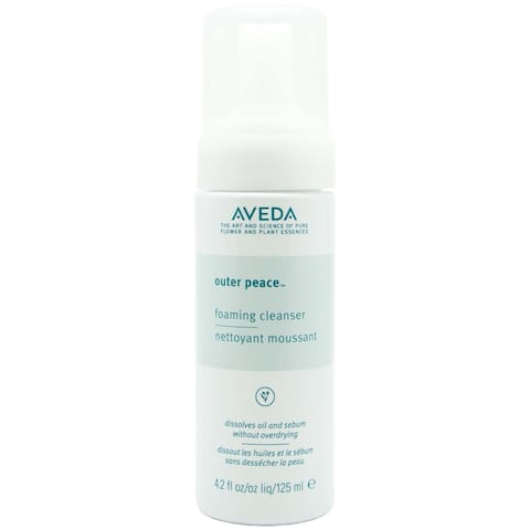 Aveda Outer Peace 4.2-ounce Foaming Cleanser