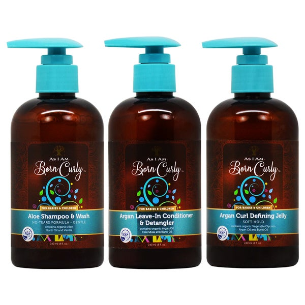 Shop As I Am Born Curly Hair Care for Babies and Children ...