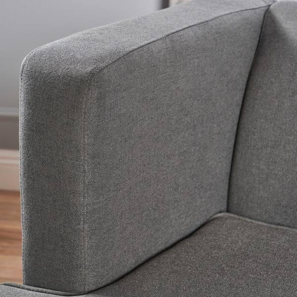 Astounding Shop Milton Mid Century Modern 2 Piece Fabric Sofa Set By Unemploymentrelief Wooden Chair Designs For Living Room Unemploymentrelieforg