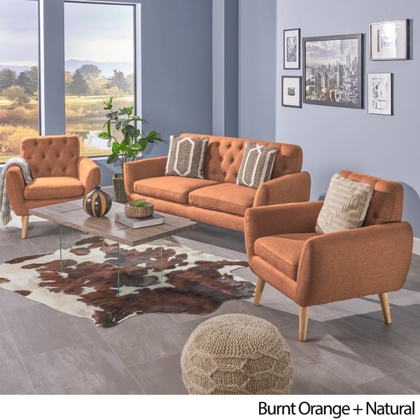 Buy Orange Sofas & Couches Online at Overstock | Our Best ...