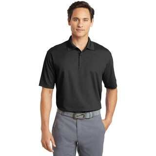 Nike Mens Polo Anthracite 100% Moisture Wicking Poly