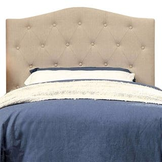 Alipaz Contemporary Twin Size Headboard, Ivory|https://ak1.ostkcdn.com/images/products/17816181/P24008649.jpg?impolicy=medium