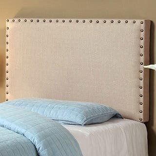 Herstal Contemporary Twin Headboard, Ivory|https://ak1.ostkcdn.com/images/products/17816186/P24008703.jpg?impolicy=medium