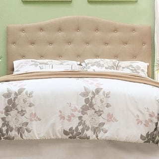 Alipaz Contemporary Full Queen Headboard, Ivory|https://ak1.ostkcdn.com/images/products/17816197/P24008654.jpg?impolicy=medium