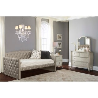 Hillsdale Furniture Memphis Daybed , Pewter