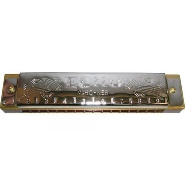 Hohner 8362 Echo Tremolo Harmonica, C
