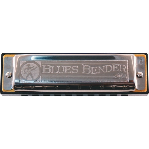 Hohner Blues Bender Harmonica - Key of C