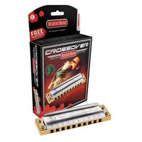 Hohner Marine Band Crossover Boxed Key Of Ef