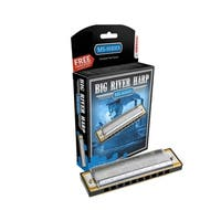 Hohner Modular System Big River Harp Diatonic Harmonica - Key of G