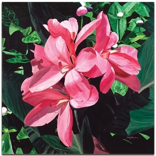 Exotic Lilies - contemporary