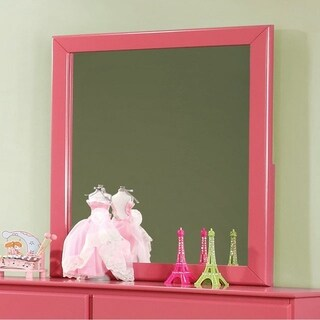 Prismo Transitional Mirror, Pink