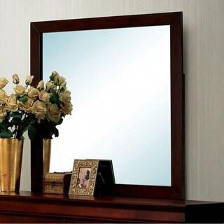 Louis Philippe Iii Contemporary Style Cherry Mirror