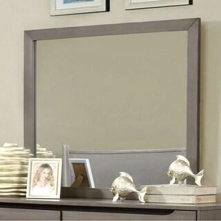 Lennart Gray Rectangular Mirror
