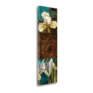 From My Garden I By Linda Thompson,  Gallery Wrap Canvas