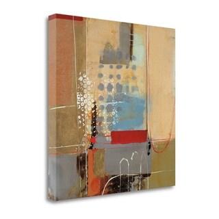 Emociones I By Nancy Villarreal Santos,  Gallery Wrap Canvas