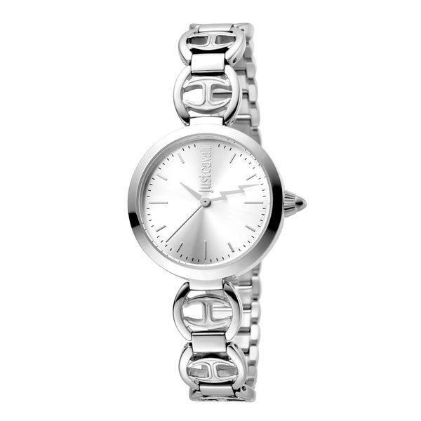 Shop Just Cavalli Women s Quartz Stainless Steel Bracelet Watch ... 7c39762f6c