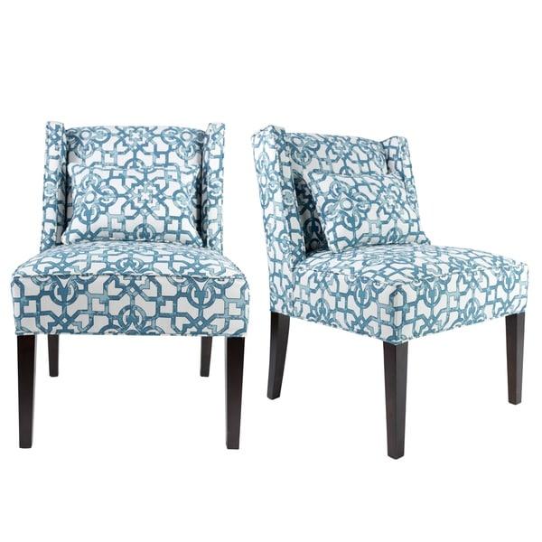Shop Nolani Modern Fabric M9831 Upholstered Slipper