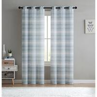 VCNY Home South Hampton Sheer Panel Pair