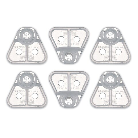 Munchkin Click Lock Insulated Sippy Cup Replacement Valves (Pack of 6)