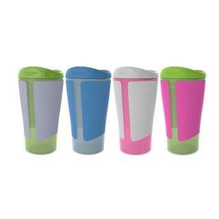 Born Free Grow with Me 10-ounce Big Kid Spoutless Cup (Pack of 4)