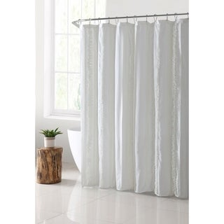 VCNY Home Hope Shower Curtain