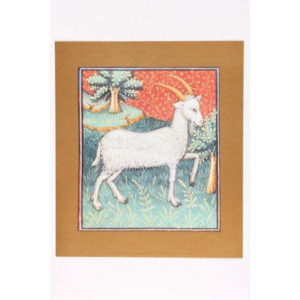 Goat The Falstaff Master Poster Print