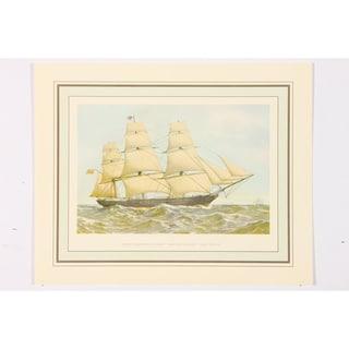 The Clipper Ship Highflyer Wall Art Print