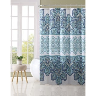 VCNY Home Paola Shower Curtain (2 options available)