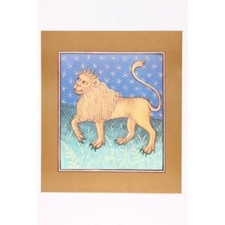 Lion The Falstaff Master Wall Art Print