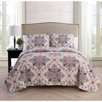 VCNY Home Wilma 3-piece Quilt Set