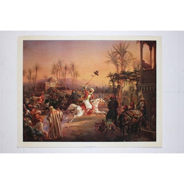 Arabians Fine Art Print